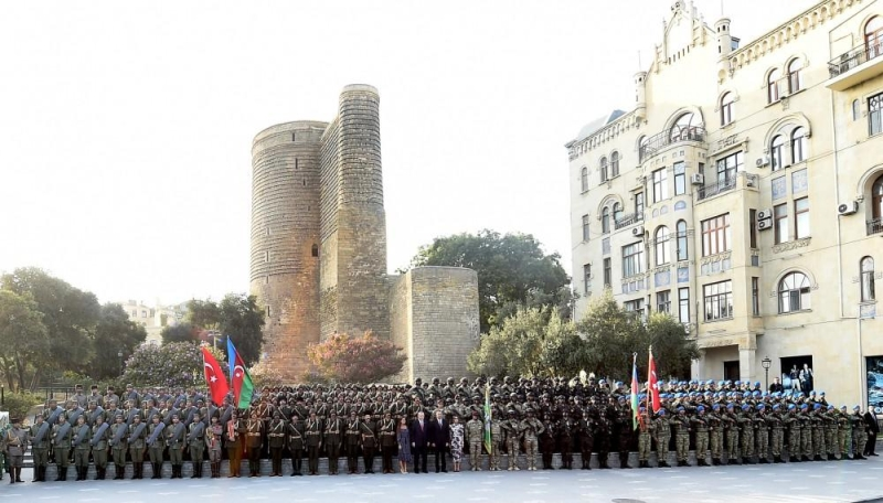 After 100 Years, With Karabakh Under Armenian Occupation, Baku, Ankara Hail Time Tested Ties