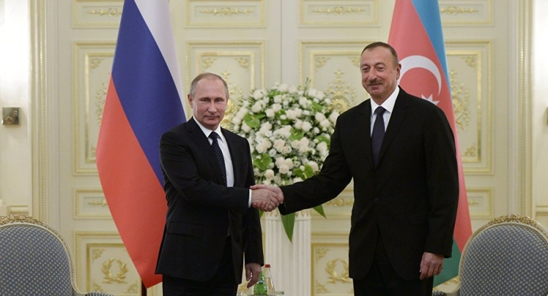 Russia, Azerbaijan Improve Relations Amidst Centrifugal Tendencies in Armenia