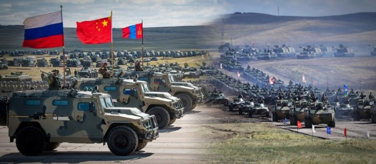 How Far Vostok 2018 Drills - Designed to Project Russia's Military Power - Reverberate In The Media