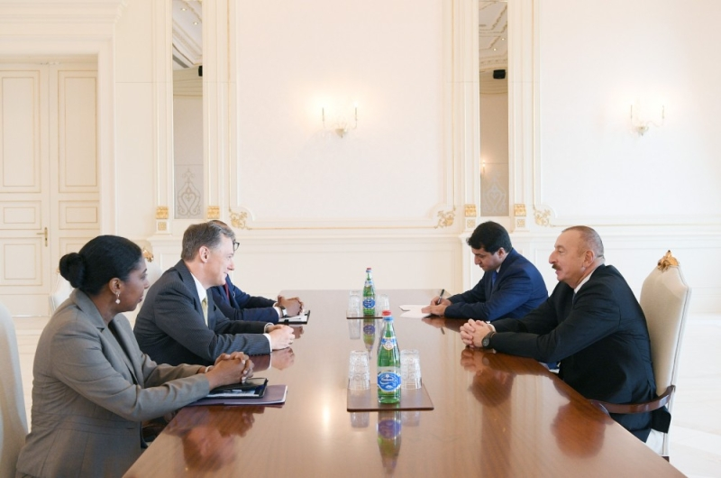 With No Ambassador To Region's Leading Nation, Experts Predict Growth Of U.S. Role In Azerbaijan