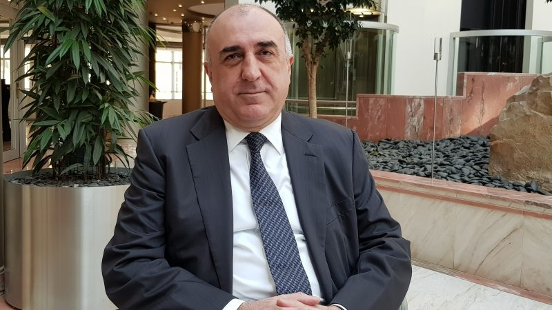 Elmar Mammadyarov : Azerbaijan's EU Relation Is Of Strategic Nature