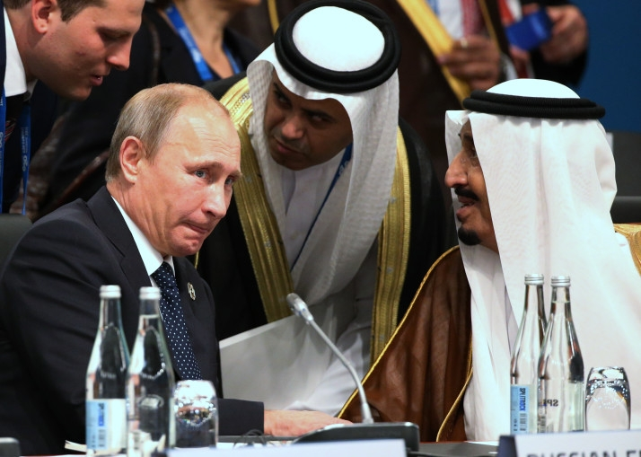 Losing Influence In Own Backyard, Russia Expanding Presence In Mideast, Africa