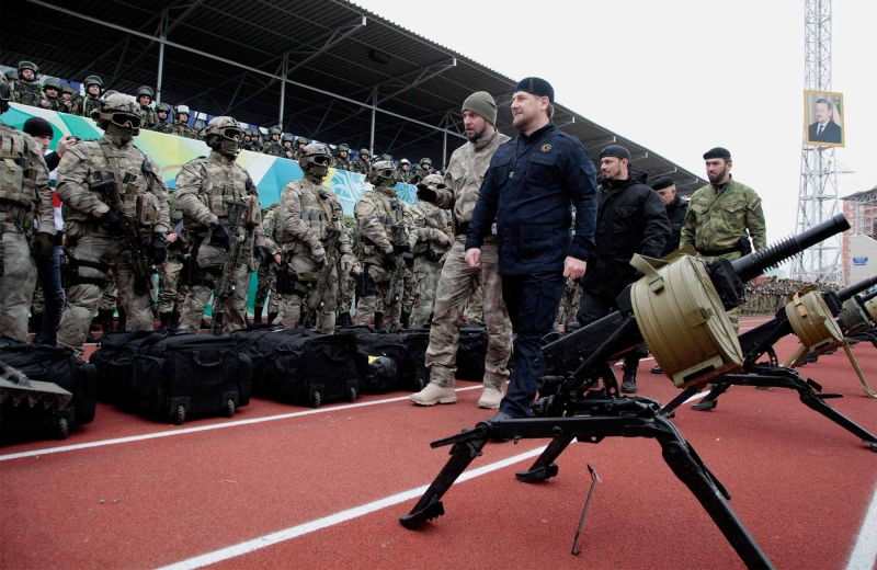 Is Chechnya Finally Going to Control Its Own Oil Reserves - and Thus Its Destiny?