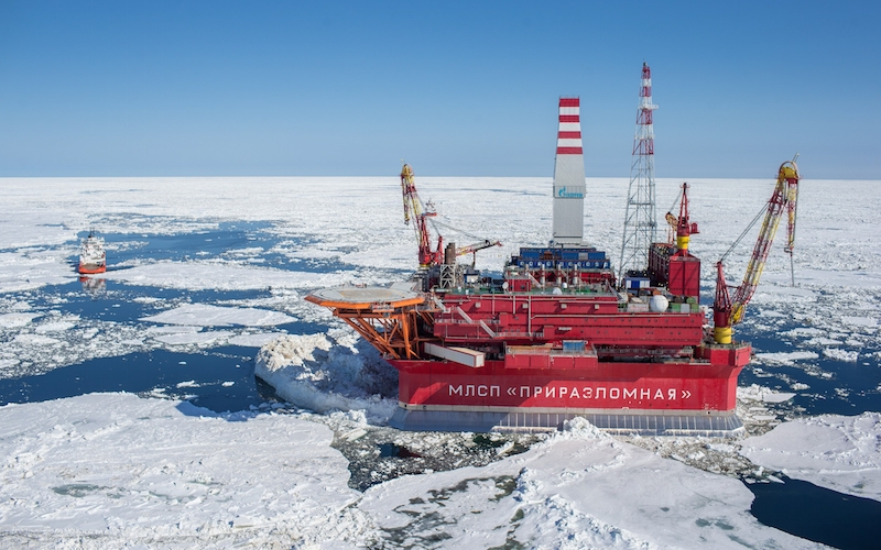 Russia Claims Total Military Superiority In The Arctic