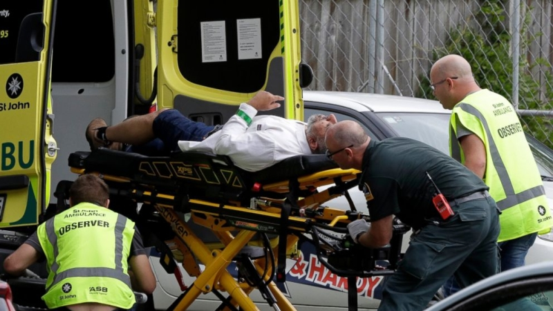 World Leaders Condemn Heinous Crime Against Civilians In New Zealand Mosque Attacks