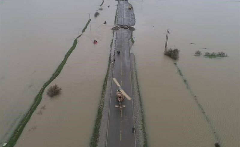 Iranian Regime Mismanagement To Blame For Flooding