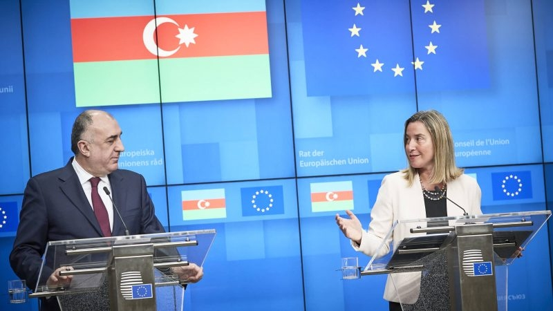 EU & Azerbaijan Soon To Initial New Deal Though Unanswered Questions Remain