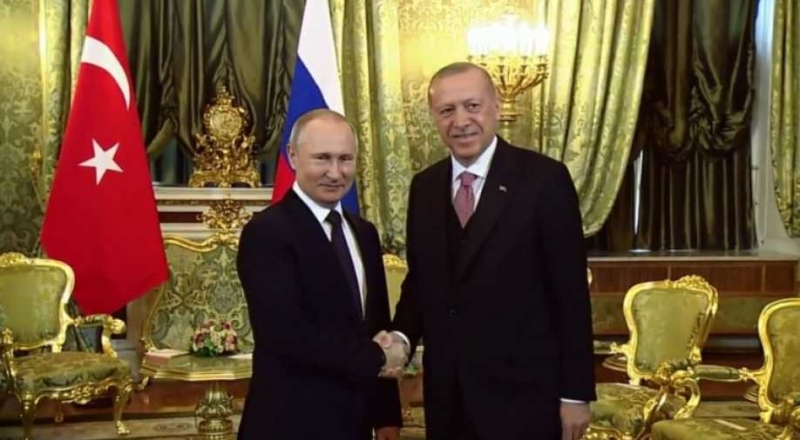 Turkey, Between Two Fires, Is To Make A Strategic Choice: Russia Or West?