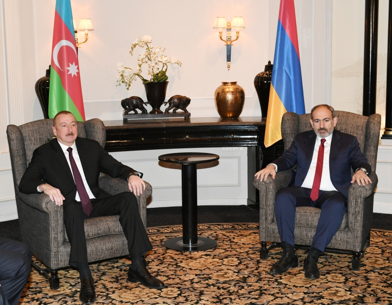 Trapped By Own Warfare Rhetoric, Armenia Provides Azerbaijan With Argument For Anti-Terror Operation