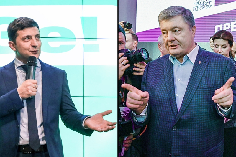 Sharpened Rhetoric Increases Ahead of Second Round of Ukrainian Presidential Elections