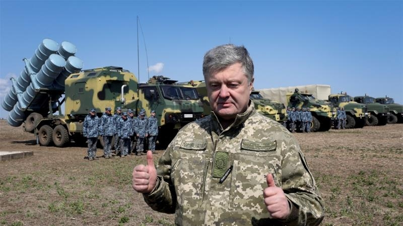 Army As A Major Factor İn Ukrainian Presidential Elections