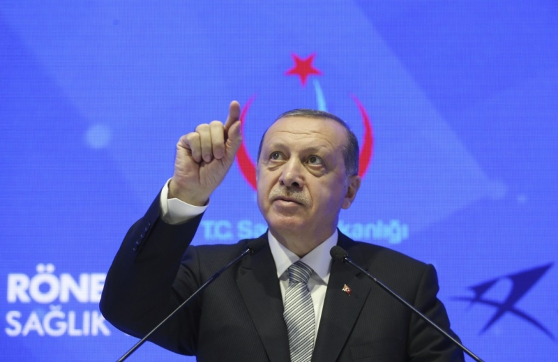 Turkish President Tells EU It Is Make-Or-Break Time