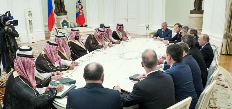Russia Seeks To Exploit Escalating Troubles In The Middle East