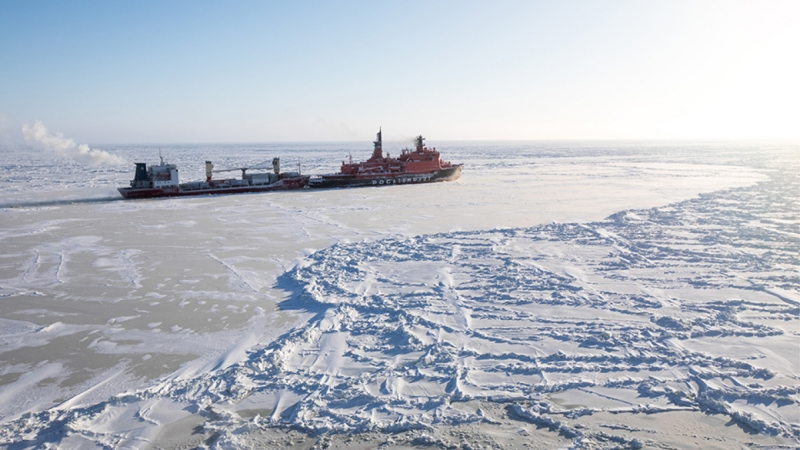 Moscow As Beijing's 'Useful Partner' In The Arctic Region