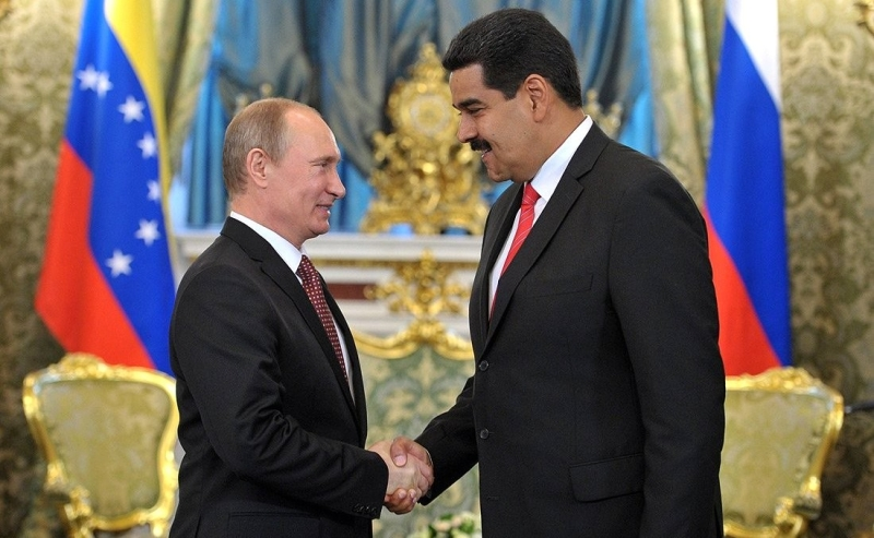 Kremlin Rejects U.S. Suggestions That Russian Military Personnel Are Pulling Out Of Venezuela