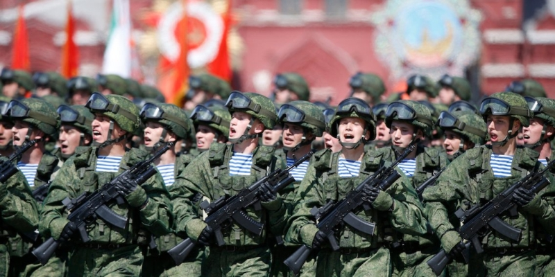 Tajik Military Increasingly Part Of Russian Army In All But Name