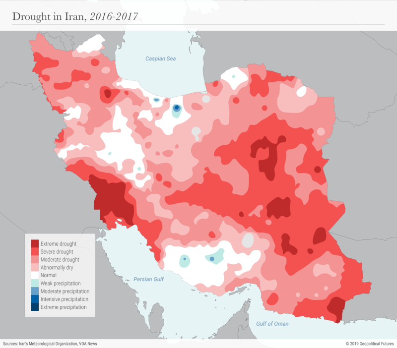Iran's Water Pressure: Droughts, Floods & A Looming Crisis