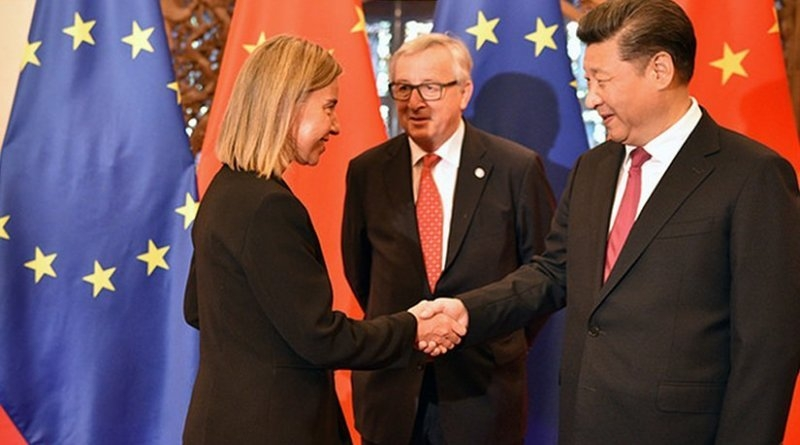 EU Policy In The Face Of The Chinese Challenge