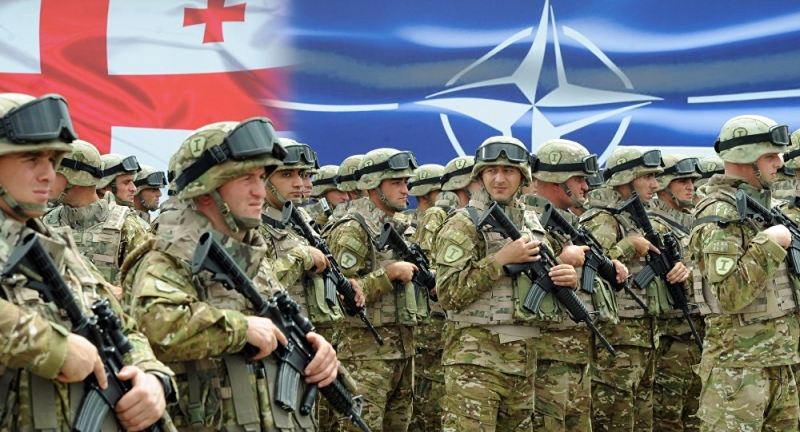 Georgia's Intention To Join NATO Is Also Boosted By On-Going Domestic Protests