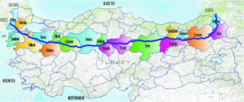 TANAP Becomes Fully Operational To Pump Gas To Europe From July 1