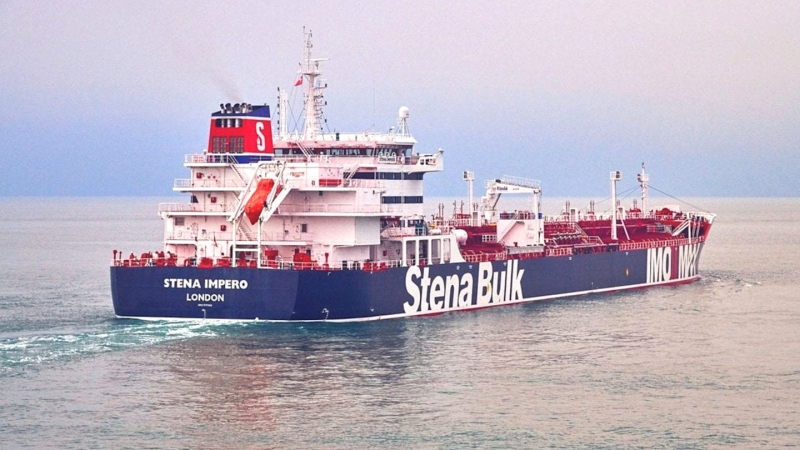 Iran's Poking At West With Capture Of Oil Tankers Heightens Risks Of Military Miscalculation