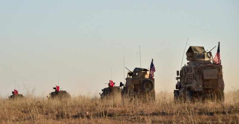 Turkey & U.S. Agree To Jointly Administer Northern Syria Border Zone
