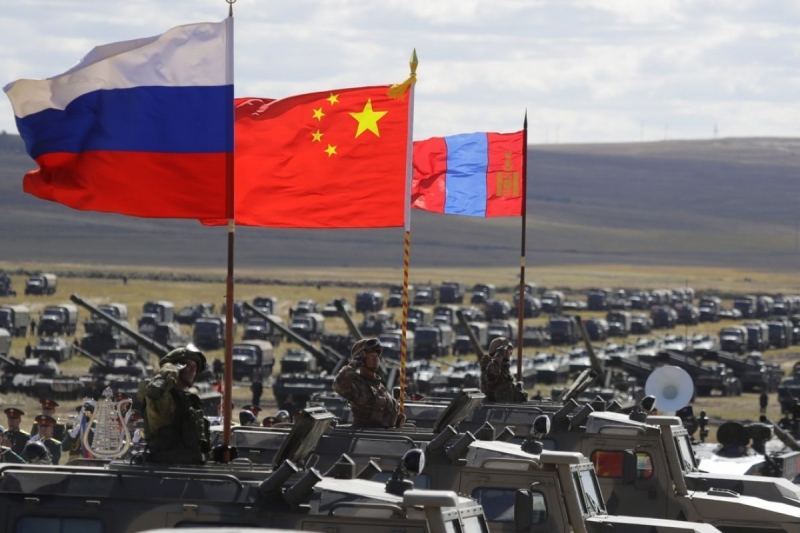 China Increasing All-Out Presence In The Caspian Region With Military Component