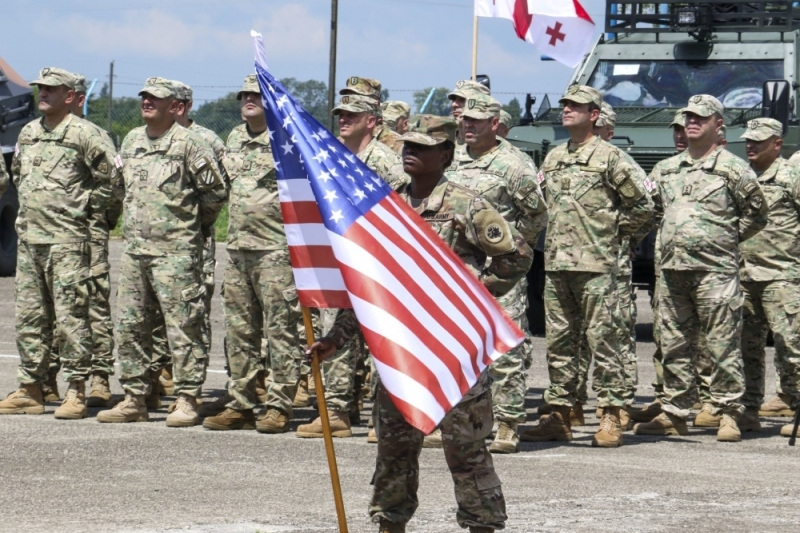 U.S. Promises Georgia Eternal Support: What About Breakaway Regions Under Russian Control