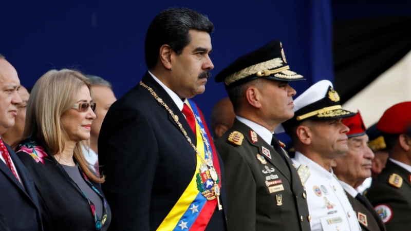 The New US Strategy To Remove Maduro In Venezuela