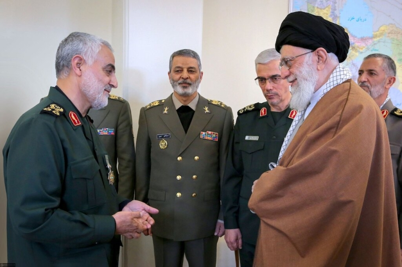 Iran's Radical Axis Is Intensifying Its Efforts To Build A War Machine Against Israel