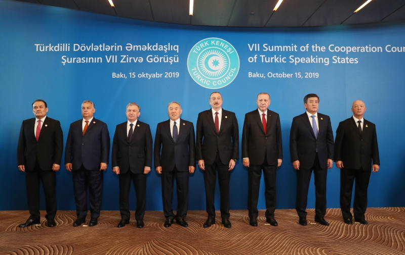 Determined To Boost Turkic Council's Standing, Azerbaijan Puts Zangazur Issue On Front Burner