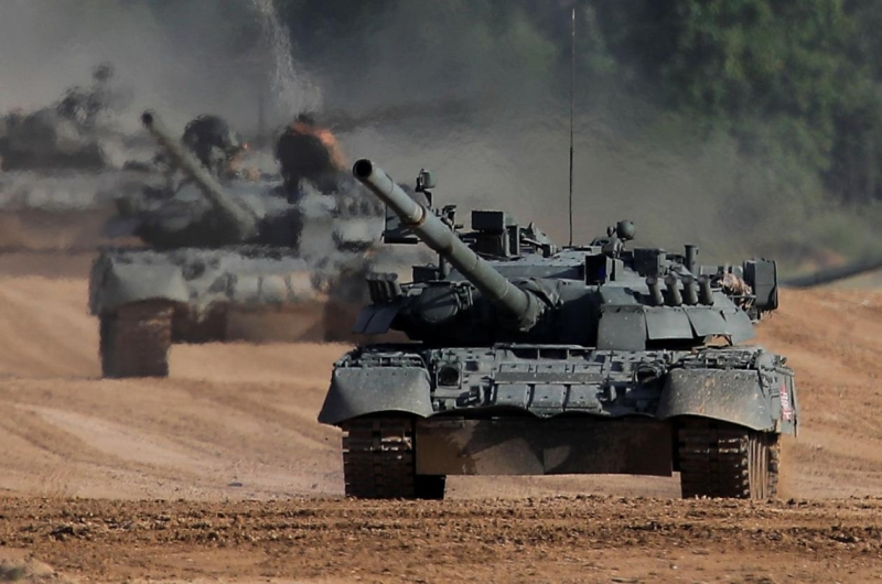 Russian Military Pursues 'Artillery Reform'