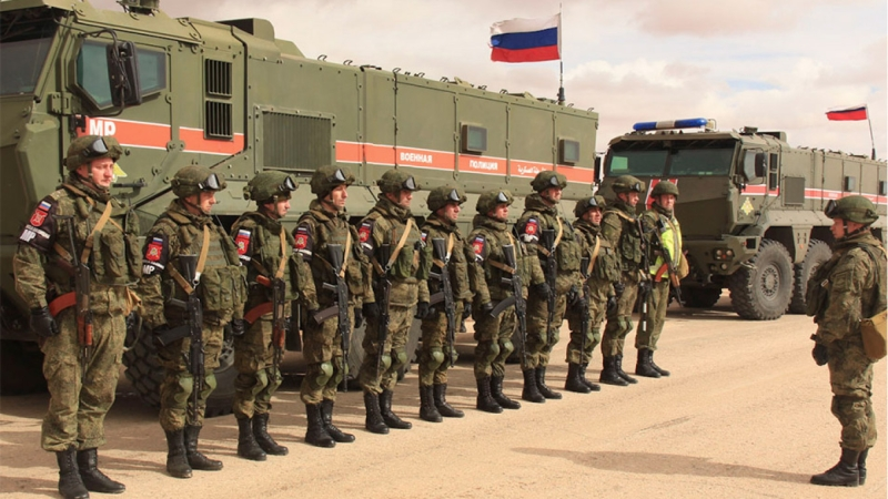 Moscow Celebrates As The US Military Pulls Away From Northern Syria