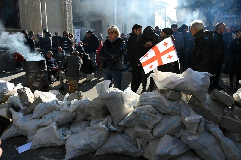 Georgians Call For Profound Political Changes, Transition To Proportional System