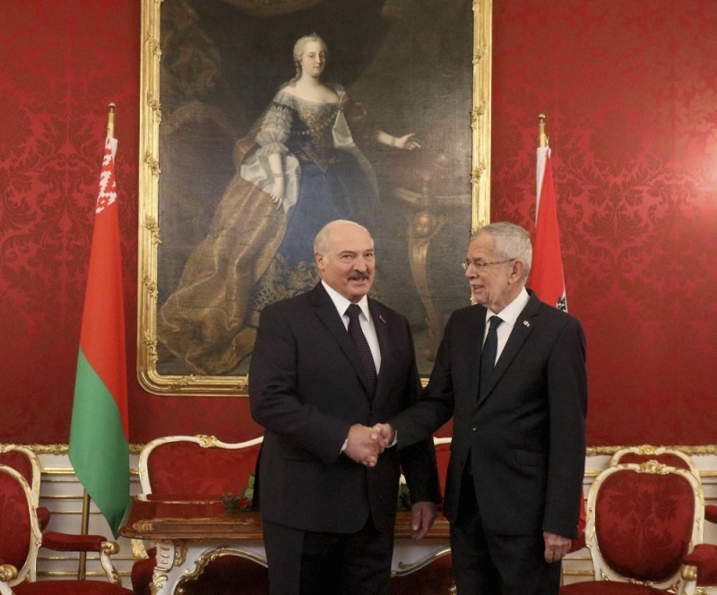 In Pursuit Of Closer Economic Ties With Europe, Belarus For Political Rapport With Moscow - interview