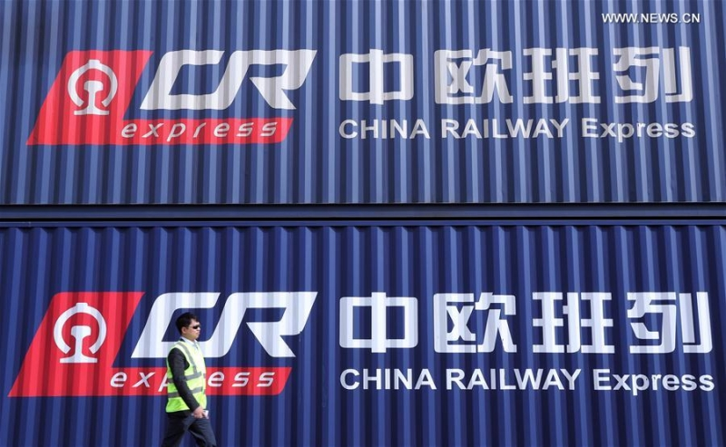 China's Trade With Europe Bypasses Russia In Both The North and & The South