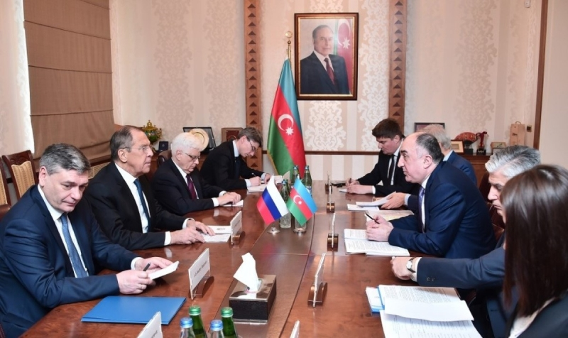 With Surprise Visit To Azerbaijan, Russia's Lavrov Attempts To Rectify Yerevan Blunder