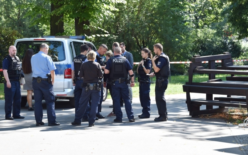 Murder In A Berlin Park Scrambles Russia's Diplomatic Overtures To Germany