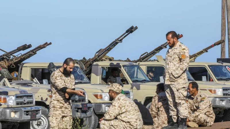 Far From Africa, Moscow & Ankara Bring Warring Libyan Factions Together To Hammer Out Truce