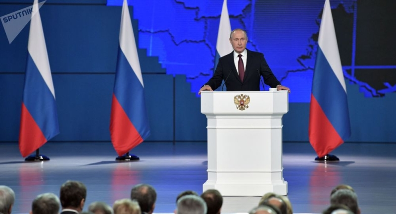 Putin Outlines Series of Projects To Trigger Major Changes To Prolong Grip On Power