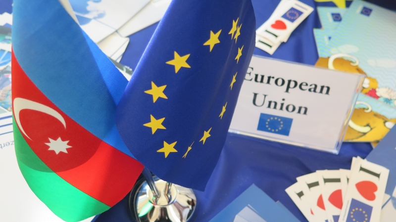 EU's Recent Resolution Again Supports Azerbaijan's Territorial Integrity