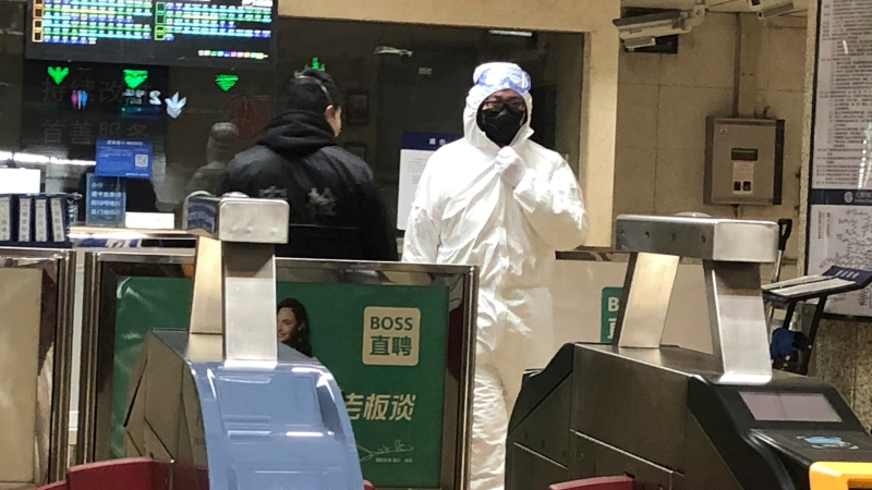 China Virus Death Toll Rises To Minimum 212 As WHO Declares Global Emergency