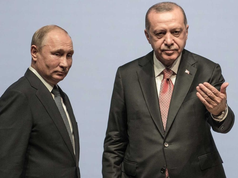 Armenia's Proxy Role In Turkish-Russian Row Over Syrian Idlib