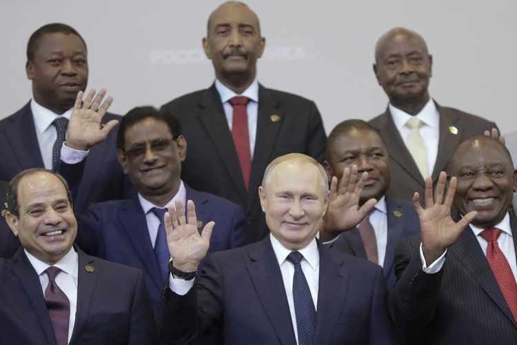 Facing Few Obstacles and Scant Pushback, Russia Keeps Advancing In Africa