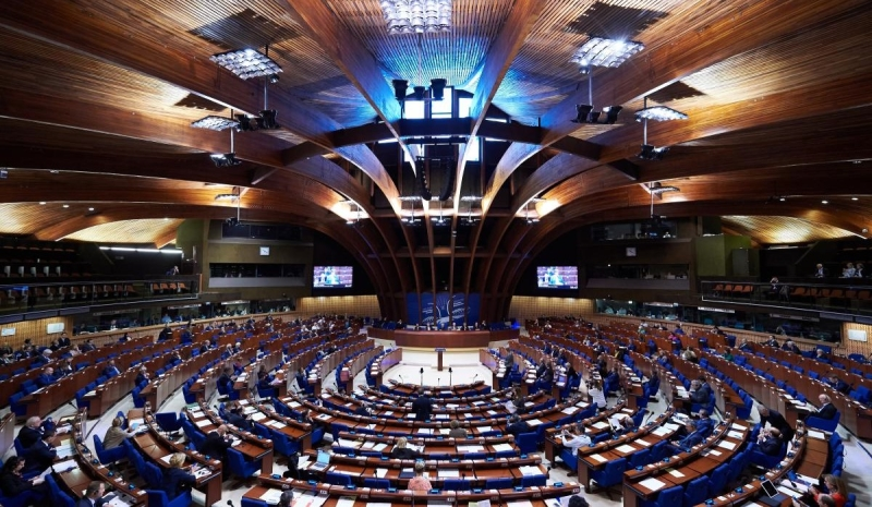 Hysteria Of Russia In PACE