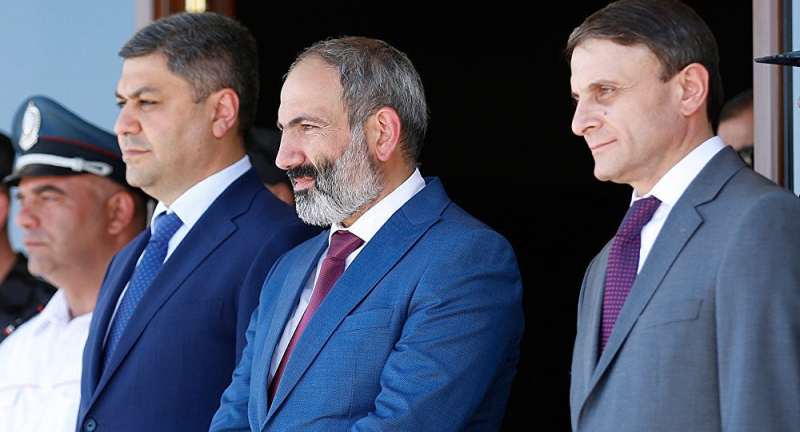 Domestic Perturbation Threatens To Shake Armenian Government & Plunge Region Into Chaos