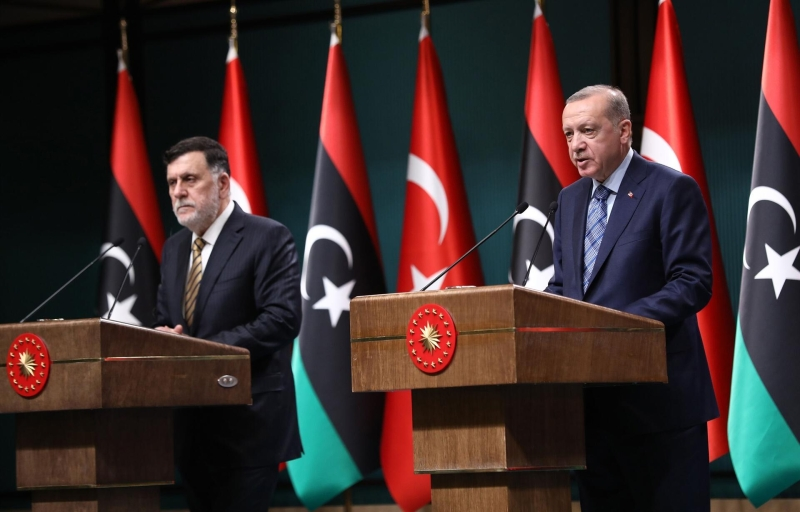 In Bitter Confrontation With Haftar's Supporters, Turkey Emerges Victorious In Libya