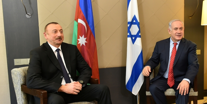 Israel Invites Azeri Leader To Tel Aviv; Expert Denies Armenian Claims, Hails Ties With Baku