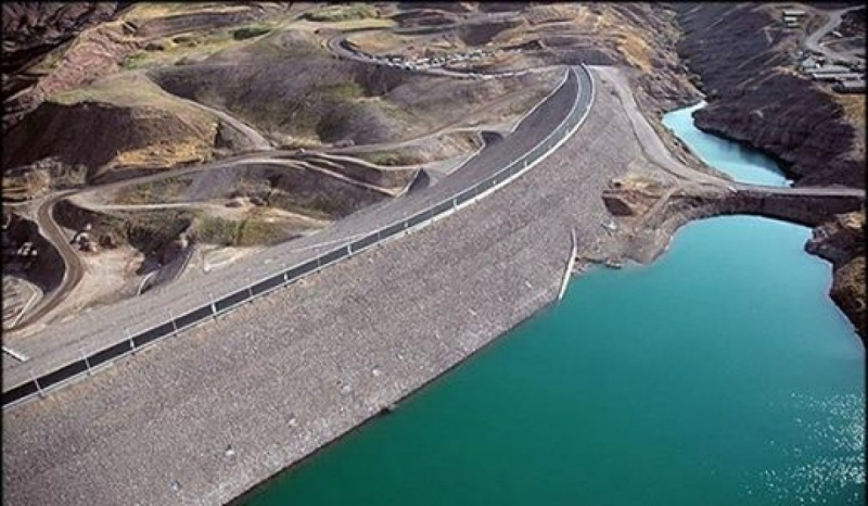 Iran Completes Controversial Hydropower Project On Aras River