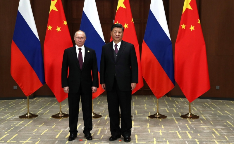 As US-China Competition Unfolds, Russia Watches Closely